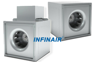 Inline Square Centrifugal Fan
