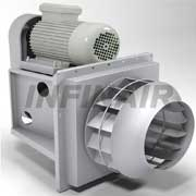 Plug type Backward Curved Centrifugal fan - Wheel type L