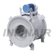 Inline Centrifugal Fan - Tubular